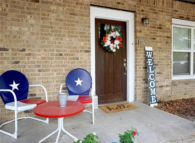 1725 Harvey Mitchell #615, College Station, TX 77840 (MLS #20017908) :: The Lester Group