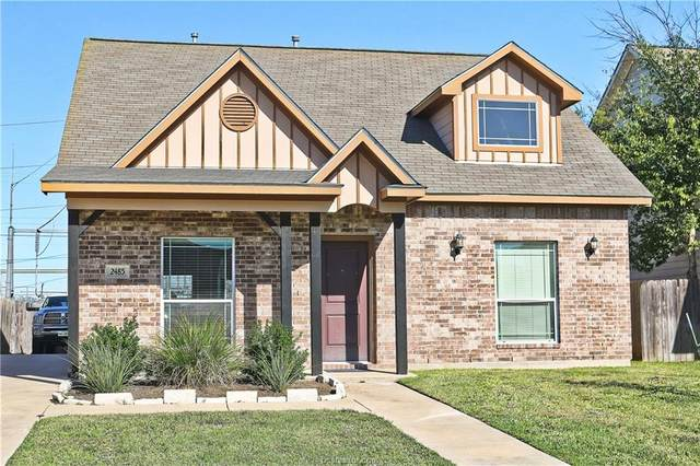 2485 Horse Shoe Drive, College Station, TX 77845 (MLS #20017909) :: The Lester Group