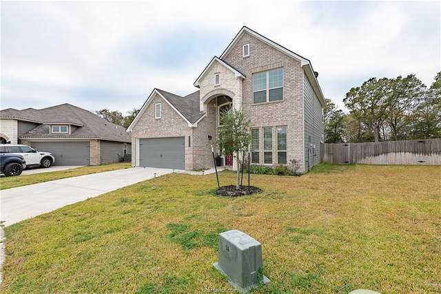 2122 Polmont Drive, Bryan, TX 77807 (MLS #20017914) :: The Lester Group