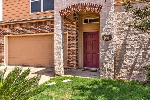 1848 W Villa Maria Road, Bryan, TX 77807 (MLS #20017922) :: The Lester Group