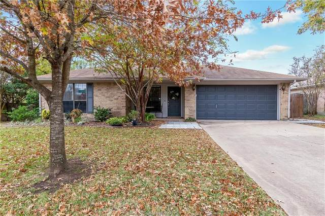 1722 Laura Lane, College Station, TX 77840 (#20017951) :: ORO Realty