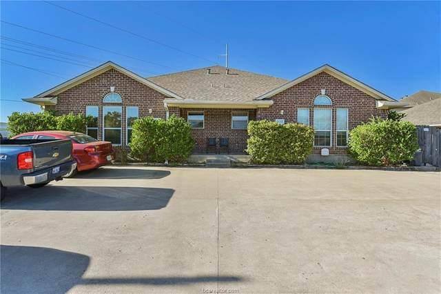 1436 Western Oaks Court, Bryan, TX 77807 (#20017952) :: ORO Realty