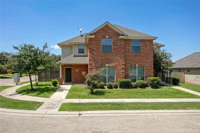 3863 Oldenburg Lane, College Station, TX 77845 (MLS #20017957) :: The Lester Group