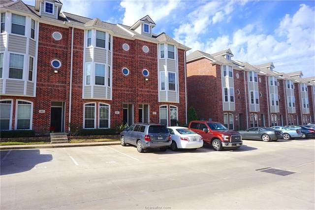 1198 Jones Butler #806, College Station, TX 77840 (MLS #20017970) :: The Lester Group