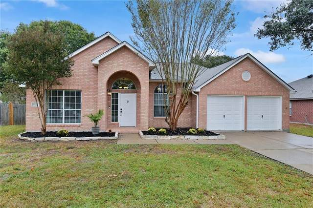1721 Purple Martin Cove, College Station, TX 77845 (MLS #20017987) :: The Lester Group