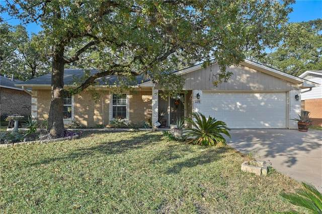 4403 Old Hearne Road, Bryan, TX 77803 (MLS #20018003) :: The Lester Group