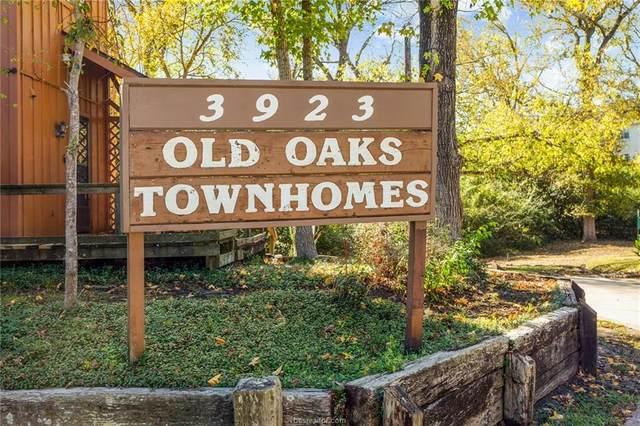 3923 Old Oaks Drive #5, Bryan, TX 77802 (MLS #20018022) :: RE/MAX 20/20