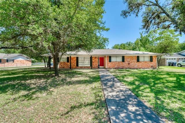 1100 Pershing Drive, College Station, TX 77840 (MLS #20018107) :: Treehouse Real Estate