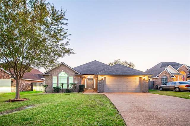 3522 Graz Drive, College Station, TX 77845 (MLS #20018114) :: The Lester Group