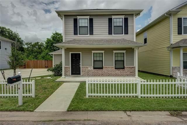 116 Lynn Drive, Bryan, TX 77801 (MLS #20018122) :: The Lester Group