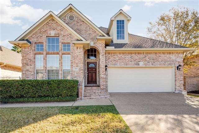 919 Grand Oaks Circle, College Station, TX 77840 (MLS #20018369) :: My BCS Home Real Estate Group
