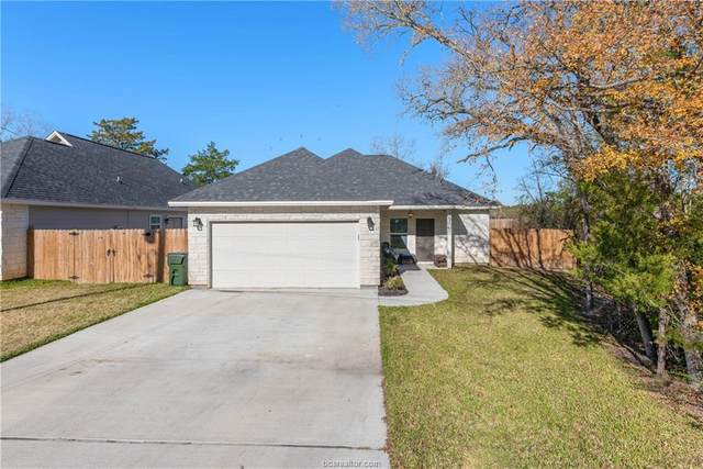 906 New York Street, Bryan, TX 77803 (MLS #20018454) :: Cherry Ruffino Team