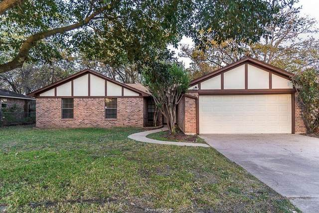 2919 Forestwood Drive, Bryan, TX 77801 (MLS #20018581) :: Chapman Properties Group