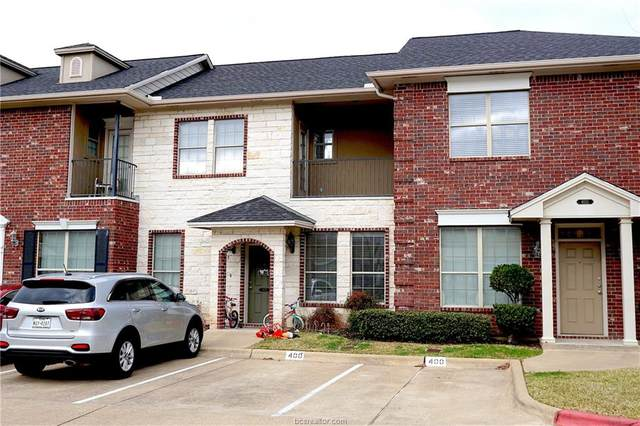402 Forest, College Station, TX 77840 (MLS #20018684) :: RE/MAX 20/20