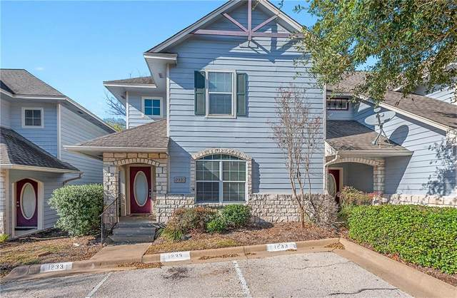 1233 Canyon Creek, College Station, TX 77840 (MLS #20018693) :: Cherry Ruffino Team