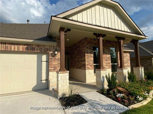 4112 Wallaceshire Avenue, College Station, TX 77845 (MLS #20018767) :: The Lester Group