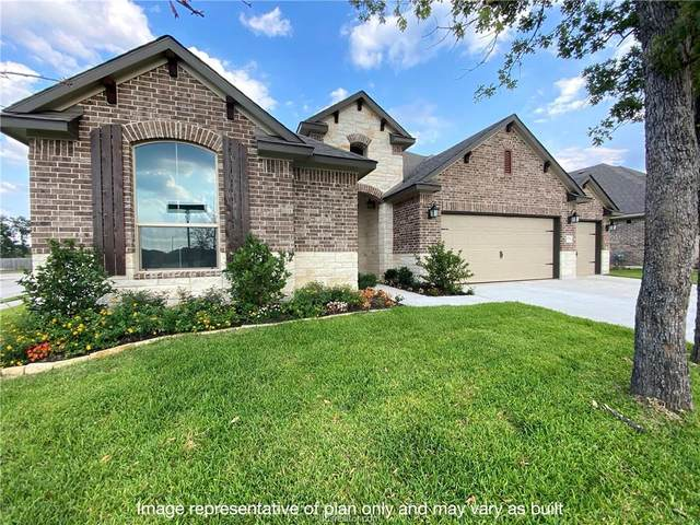 4114 Wallaceshire Avenue, College Station, TX 77845 (MLS #20018768) :: The Lester Group