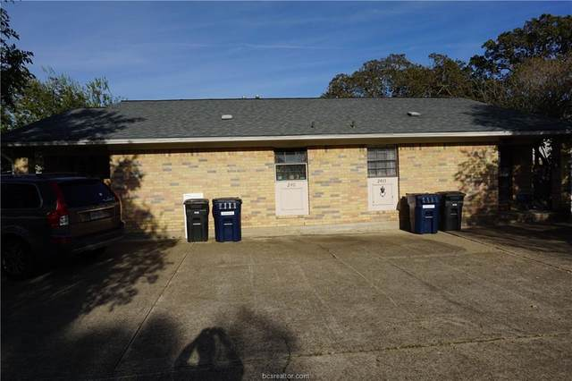 2411 Colgate Drive, College Station, TX 77840 (MLS #20018798) :: My BCS Home Real Estate Group