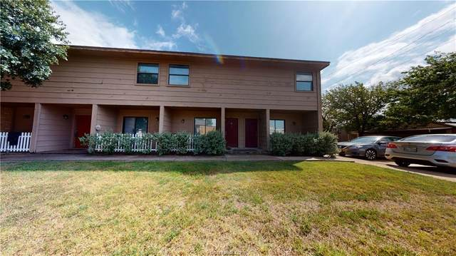 200 Lincoln Avenue B, College Station, TX 77840 (MLS #20018847) :: RE/MAX 20/20