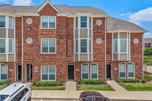 1198 Jones Butler Road #2110, College Station, TX 77840 (MLS #20018909) :: My BCS Home Real Estate Group