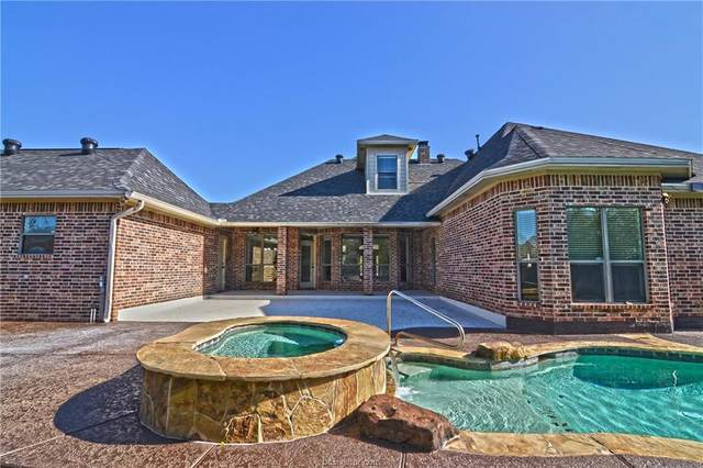 4306 Berwick Place, College Station, TX 77845 (MLS #20018932) :: Chapman Properties Group