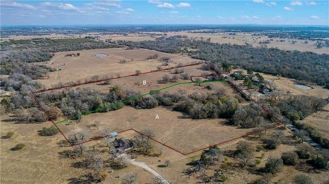 +/- 11 ACRES TBD Old Reliance Road, Bryan, TX 77808 (MLS #20018938) :: Cherry Ruffino Team
