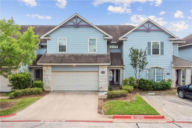 1207 Canyon Creek, College Station, TX 77840 (MLS #20018995) :: Cherry Ruffino Team