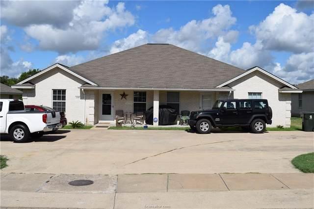 410-412 Freeman, Bryan, TX 77803 (MLS #20019008) :: Treehouse Real Estate