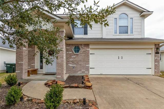 15203 Faircrest Drive, College Station, TX 77845 (MLS #21000007) :: NextHome Realty Solutions BCS