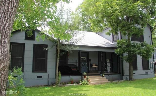 1305 E 25th Street, Bryan, TX 77803 (MLS #21000019) :: Chapman Properties Group