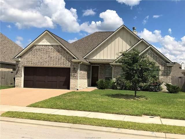 4056 Crestmont Drive, College Station, TX 77845 (MLS #21000024) :: BCS Dream Homes
