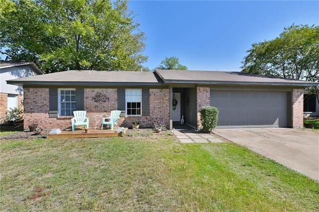 4102 Willow Oak Street, Bryan, TX 77802 (MLS #21000025) :: Chapman Properties Group