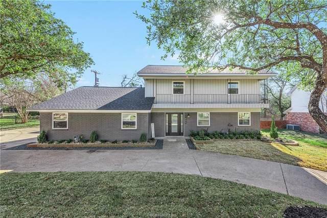 1604 Barak Lane, Bryan, TX 77802 (MLS #21000027) :: Chapman Properties Group
