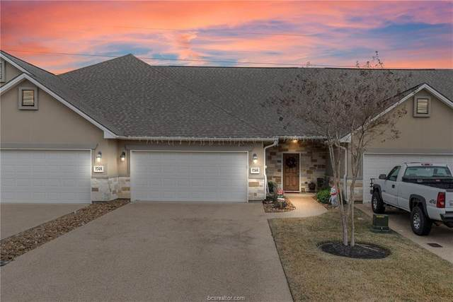 1746 Lonetree Drive, College Station, TX 77845 (MLS #21000040) :: RE/MAX 20/20