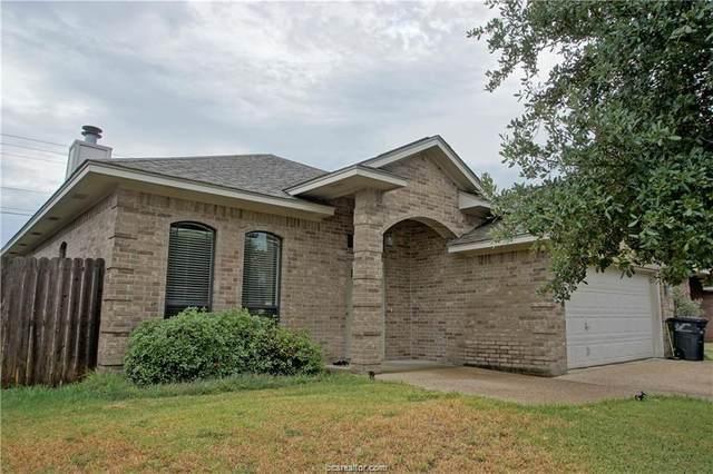 3714 Dove Hollow Lane, College Station, TX 77845 (MLS #21000041) :: Chapman Properties Group