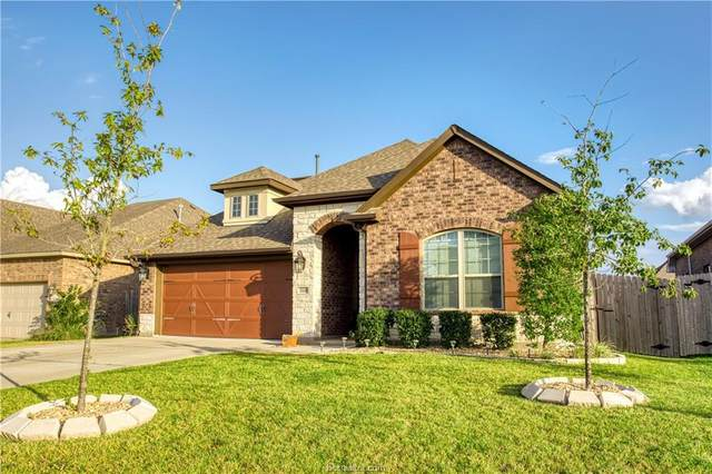 2603 Hailes Court, College Station, TX 77845 (MLS #21000048) :: RE/MAX 20/20