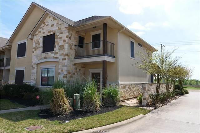1413 Buena Vista, College Station, TX 77845 (MLS #21000062) :: RE/MAX 20/20