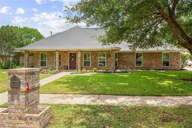 3311 Westchester, College Station, TX 77845 (MLS #21000107) :: Chapman Properties Group