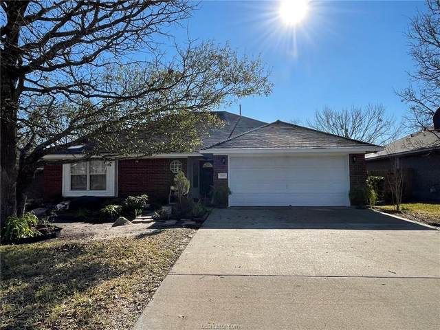 1516 Front Royal Drive, College Station, TX 77845 (MLS #21000123) :: Cherry Ruffino Team