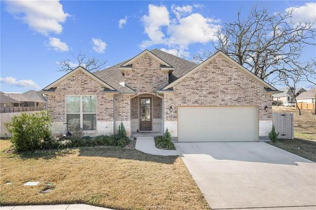 4026 Eskew Drive, College Station, TX 77845 (MLS #21000124) :: The Lester Group