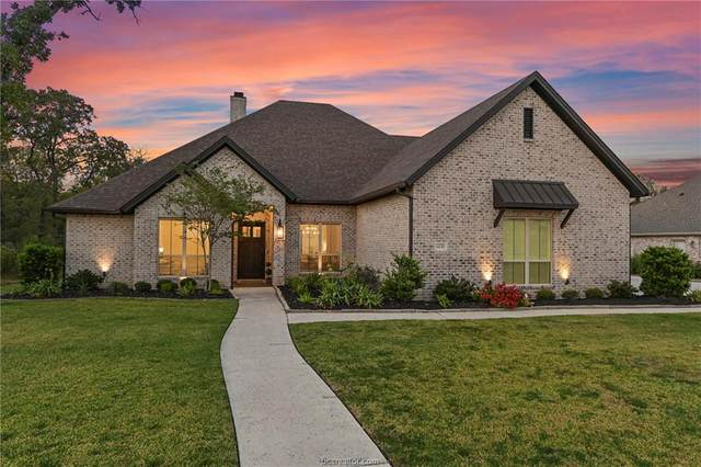 1231 Quarry Oaks Drive, College Station, TX 77845 (MLS #21000130) :: BCS Dream Homes