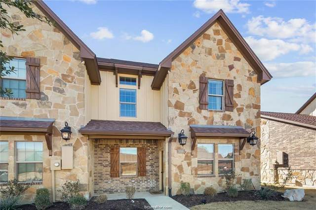 3316 Travis Cole Avenue, College Station, TX 77845 (MLS #21000134) :: The Lester Group