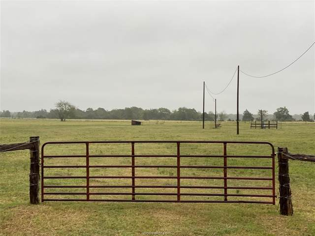 2351 Blagraves Road, Normangee, TX 77864 (MLS #21000139) :: My BCS Home Real Estate Group