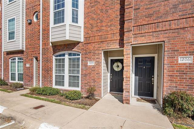 305 Holleman Drive #1205, College Station, TX 77840 (MLS #21000143) :: Cherry Ruffino Team