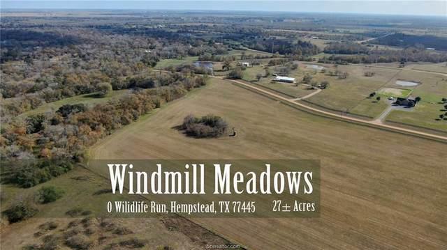 0 Wildlife Run, Hempstead, TX 77445 (MLS #21000153) :: Cherry Ruffino Team