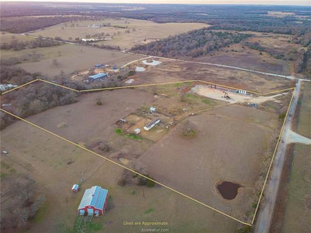 5424 County Road 358, Gause, TX 77857 (#21000180) :: ORO Realty