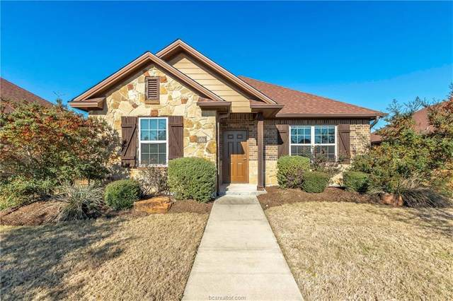 404 Deacon Drive, College Station, TX 77845 (MLS #21000193) :: The Lester Group
