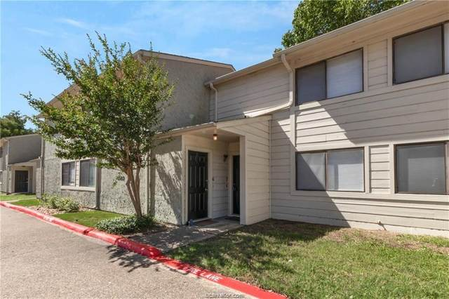 4509 Carter Creek Parkway #6, Bryan, TX 77802 (MLS #21000204) :: RE/MAX 20/20