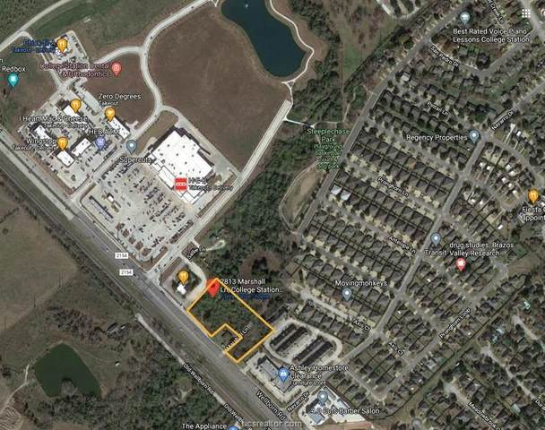 TBD Wellborn Rd / Marshall Lane, College Station, TX 77845 (MLS #21000219) :: BCS Dream Homes