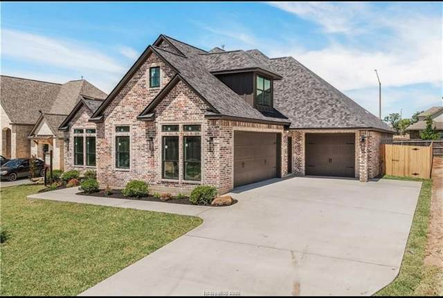 2706 Scatterby Cove, College Station, TX 77845 (MLS #21000233) :: The Lester Group